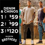 Hallenstein Brothers Promo Code - GREAT DISCOUNT!