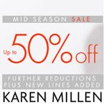 Karen Millen Promo Code - 50% off
