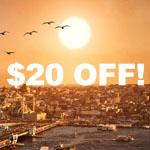 CheapOair Promo Code - Save $20!
