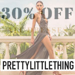 PrettyLittleThing Promo Coupon - 30% Off Dresses!
