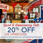 Shindigz Promo Code - 20% Off Homecoming Supplies!