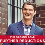 T.M.Lewin Promo Code - Mid-Season Sale up to 40% OFF