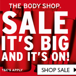 The Body Shop Promo Code - Save Up To 40%