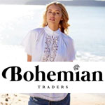 BOHEMIAN TRADERS Promo Code - SALE up to 60% OFF!