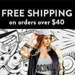 boohoo Promo Code - Free Shipping Over $40