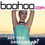 boohoo Promo Code - 50% off Dresses, Tops&Shoes!