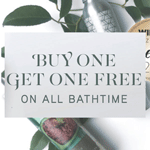 Linden Leaves Promo Coupon - Buy One Get One FREE All Bathtime