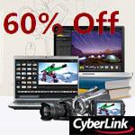 CyberLink Promo Code - Best Deals up to 60% OFF!