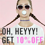 Forever 21 Promo Code - 10% OFF