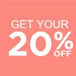 Glassons Promo Code - 20% off