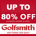Golfsmith Promo Code - up to 80% OFF!