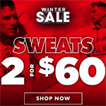 Hallensteins Promo Code - Winter Sale Winter Sale 2 Sweats at $60