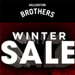Hallensteins Promo Code - Winter Sale Chinos&Joggers at $29.99
