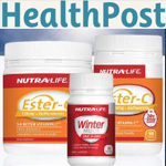 HealthPost Promo Code - FREE Winter Multi 30 caps with any Nutra-Life Ester C!