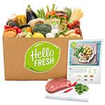 Hello Fresh Promo Code - Classic Box
