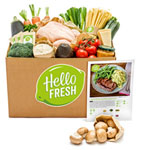 Hello Fresh Promo Code - Family Box