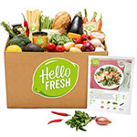 Hello Fresh Promo Code - Veggie Box