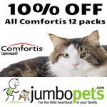 Jumbo Pets Discount Coupon 10% OFF