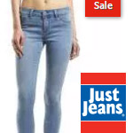 Just Jeans Discount Code - up to 60% SALE!