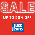 Just Jeans Promo Code - UP TO 50% SALE!