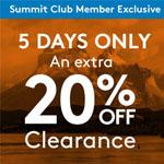 Kathmandu Promo Code - Extra 20% off Clearance!
