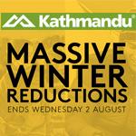 Kathmandu Promo Coupon - Massive Reduction