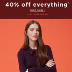LOFT Promo Code - 40% OFF Everything!