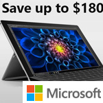 Microsoft Discount Code - Save up to $180