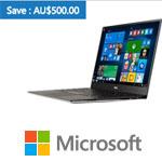 Microsoft Promo Code - save up to 500AUD