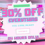 PrettyLittleThing Promo Coupon - 30% Off everything!