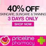 Priceline Promo Code - 40% OFF Skincare