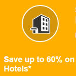 Priceline.com Promo Coupon - up to 60% on Hotels