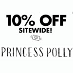 Princess Polly Promo Code - 10% OFF sitewide
