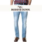 Rodd&Gunn Discount Code - 2 JEANS FOR $198