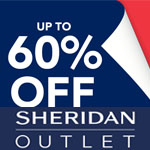 Sheridan Factory Outlet Promo Code - Up To 60% OFF!