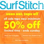 SurfStitch Voucher Code– 50% OFF