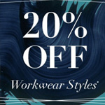 The Iconic Promo Code - 20% OFF Workwear Styles