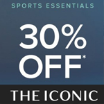 THE ICONIC Promo coupon - 30% OFF