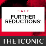 The Iconic - SALE! FURTHER REDUCTIONS!