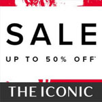 THE ICONIC Promo Code - UP TO 50% OFF!