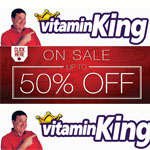 Vitamin King Promo Code - Up to 50% OFF